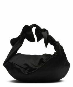 Large Satin Wrap Bag