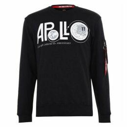 Alpha Industries Apollo 11 Anniversary Sweatshirt