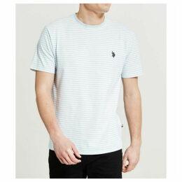 US Polo Assn US Core Stripe T Shirt