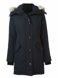 Canada Goose 'Rossclair' parka coat - Blue