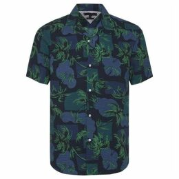 Tommy Hilfiger Palm Tree Print Shirt