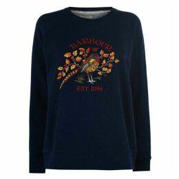 Barbour Lifestyle Embroidered Eleanor Sweatshirt