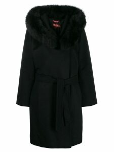 Max Mara Studio Mango coat - Black