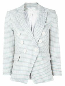Veronica Beard classic double-breasted blazer - Blue