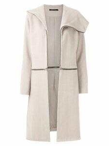 Uma Raquel Davidowicz Marta coat - Neutrals
