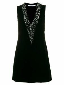Givenchy pearl embellished short dress - Black