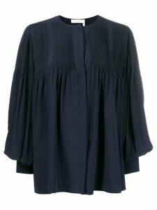 Chloé flowing blouse - Blue