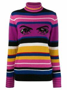 Pinko sequin eye sweater