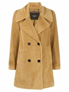 Paltò double breasted short coat - Neutrals