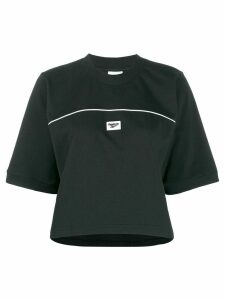 Reebok logo sweat top - Black