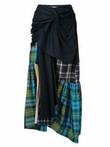 Enföld draped skirt - Multicolour