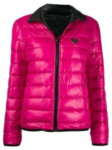 Love Moschino puffer jacket - Pink