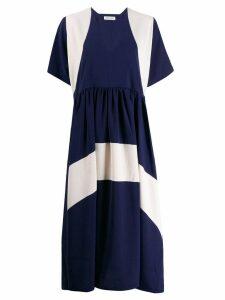 Henrik Vibskov boxy T-shirt dress - Blue