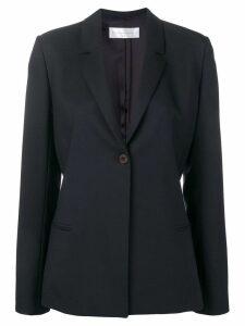 Victoria Victoria Beckham bow back blazer - Blue