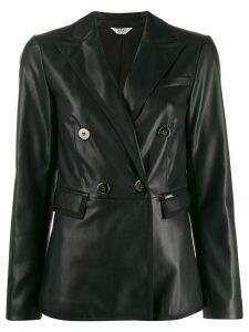 Liu Jo classic fitted blazer - Black