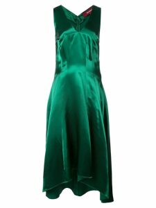Sies Marjan flared midi dress - Green