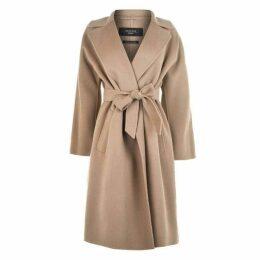 Max Mara Weekend Ted Wrap Coat