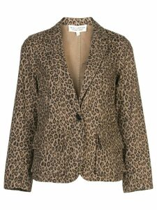 Nili Lotan addison blazer - Brown