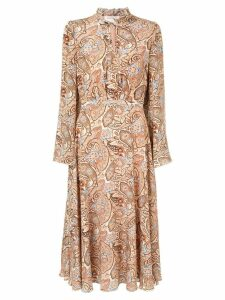 Karen Walker Mimesis dress - Brown