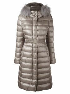 Herno padded coat - Neutrals