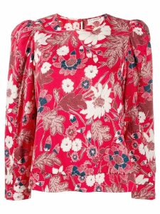Ulla Johnson Terese blouse - Red