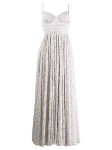 Missoni bra support dress - Grey
