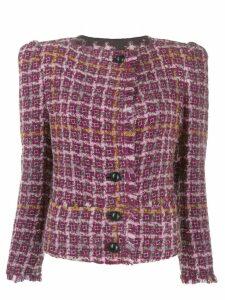 Isabel Marant Corta Tweed blazer - Pink
