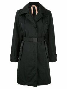 Nº21 belted trench coat - Black