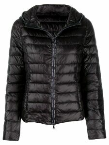 Patrizia Pepe plain puffer jacket - Black