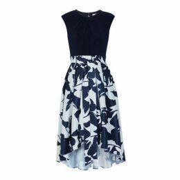 Gina Bacconi Gizela Floral Dress