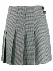 MSGM pleated skirt - Grey