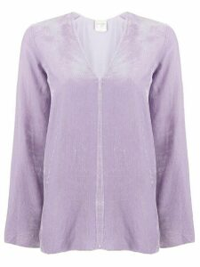 Forte Forte relaxed shirt - Purple