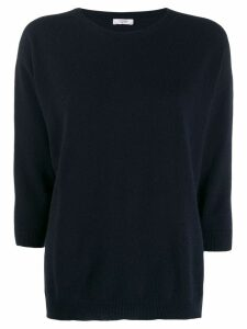 Peserico round neck jumper - Blue
