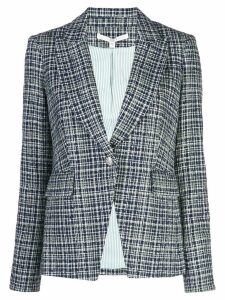 Veronica Beard tweed blazer - Blue