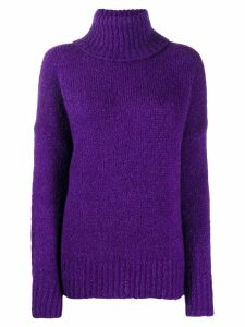 Isabel Marant Étoile Shadow jumper - Purple