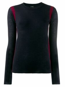 Joseph Novelty knit sweater - Blue