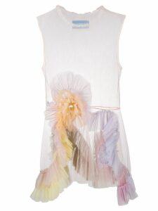 Viktor & Rolf Rainbow Swirl dress - Pink