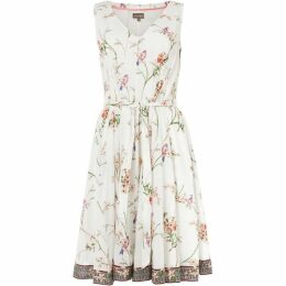 Phase Eight Hummingbird Print Dress