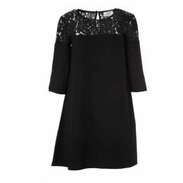 Carolina Cavour three quarter Length Sleeve Dress