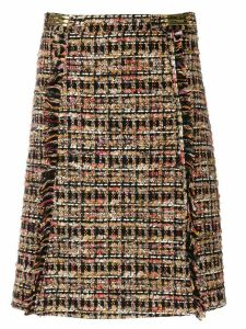 Etro knitted skirt - Black