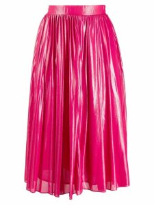 Pinko flared midi skirt