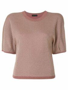 Etro shortsleeved sweater - Pink