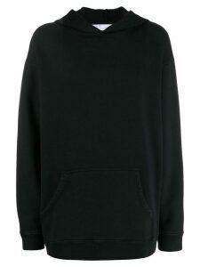 Iro Lucky oversized hoodie - Black