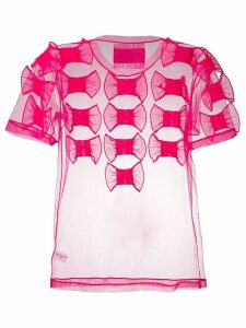 Viktor & Rolf Too Many Bows T-shirt - Pink