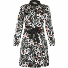 Yumi Pixal Floral Tunic Dress