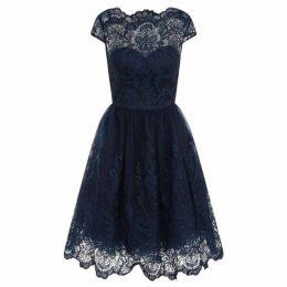 Chi Chi Baroque Style Tea Dress