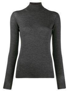 Etro roll neck jumper - Grey