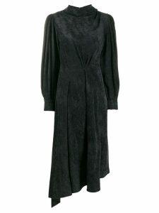 Isabel Marant Fergus corduroy dress - Black