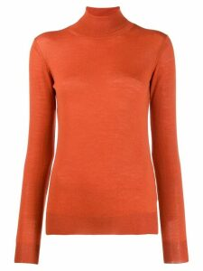 Etro knitted sweatshirt - Orange