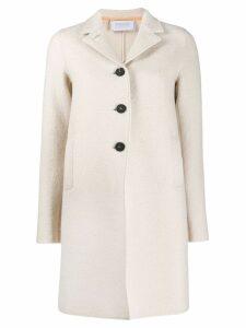 Harris Wharf London welt detail coat - Neutrals